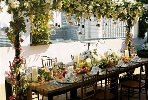 tema rustic  pesta pernikahan outdoor weddingkucom