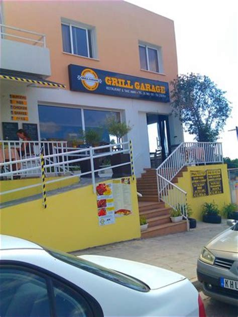 grill garage düsseldorf outside the grill garage picture of grill garage paphos tripadvisor