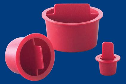 mocap center pull tapered plastic plugs