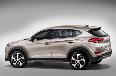 2016 Hyundai Tucson Shown Before Geneva Debut