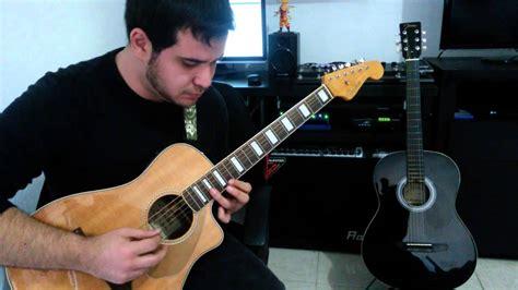 Malagueña Salerosa (guitar Cover)