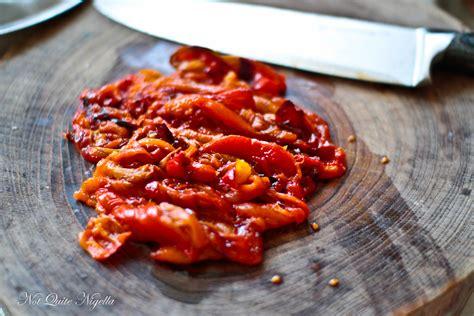 lamb cutlet recipe  salsa rossa    nigella