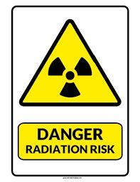 warn  biological hazards  posting  printable sign