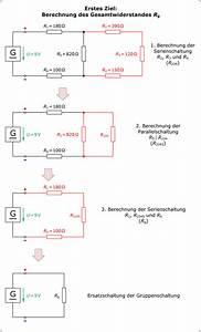 Schaltung Berechnen : elektrotechnik fachbuch grundlagen der elektrotechnik ~ Themetempest.com Abrechnung