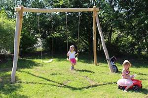 Schaukel Für Erwachsene Garten : schaukel robinienholz doppelschaukel robinie ~ Watch28wear.com Haus und Dekorationen