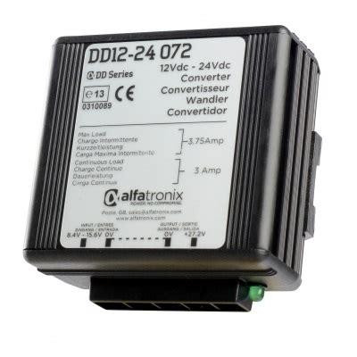 converters diodes alfatronix dd12 24 072 converter dc