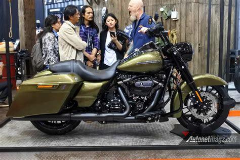 Gambar Motor Harley Davidson Rod by Harga Harley Davidson Road King Special Autonetmagz