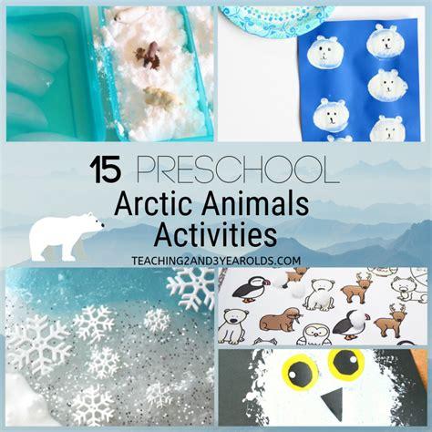 15 of the best preschool arctic animals activities 333 | Copy of 15 Preschool 1024x1024