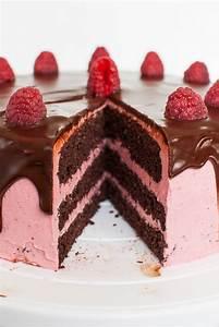 Kleine Torten 20 Cm : schoko himbeer torte mit cremiger ganache kaffee cupcakes ~ Markanthonyermac.com Haus und Dekorationen
