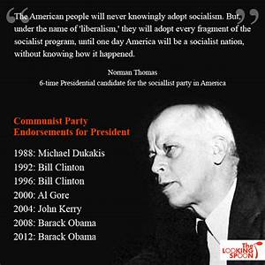Communists In C... Socialist Party Quotes