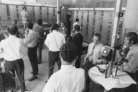 stock broker nz trading floor 1972 stock market te ara encyclopedia