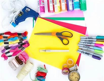 Craft Supplies Basic Crafts Need Know Arts