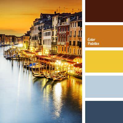 warm  cold shades color palette ideas