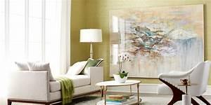 Tableau Salon Moderne : tableau moderne et art mural pour d co int rieure ~ Farleysfitness.com Idées de Décoration