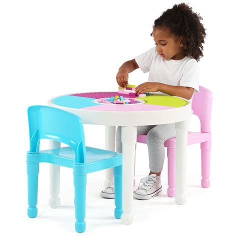 toddler table and chair set tot tutors 3 table and chair set plastic 8542