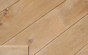 parquet brut chene massif chene decors With chanfrein parquet