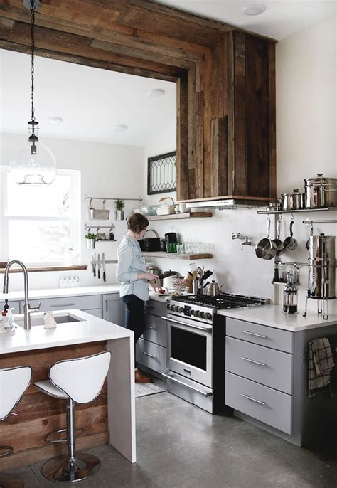 Modern Farmhouse Kitchen   The Merrythought