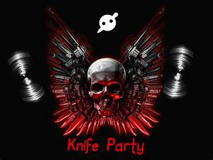 My Knife Party Album Cover by Cynder2d on DeviantArt