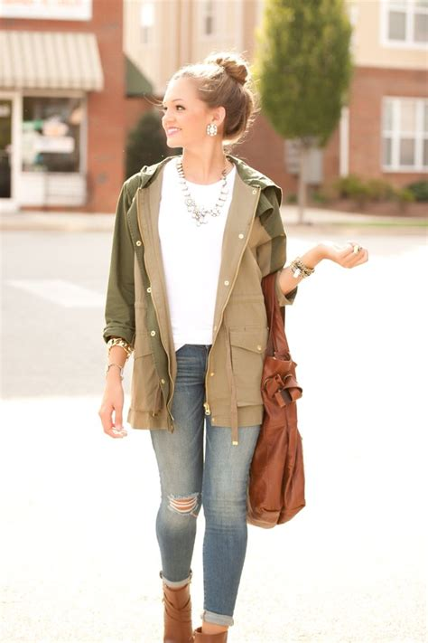 17 Best ideas about Army Jacket Outfits on Pinterest ...