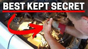 How To Replace Your Serpentine Belt The Easy Way