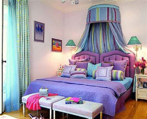 purple and blue bedrooms decorating the bedroom with green blue and purple 16812   romantic 56a08e0e3df78cafdaa2af2f