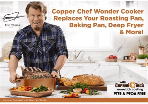 copper chef  cooker review giveaway kitchen recipes cooker food recipes