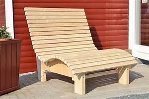 Liegestuhl Selber Bauen : details zu liegestuhl relaxliege sonnenliege aus holz ~ Lizthompson.info Haus und Dekorationen