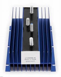 Two Battery Universal Isolator