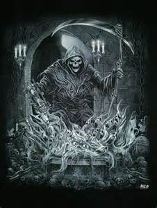 Awesome Grim Reaper