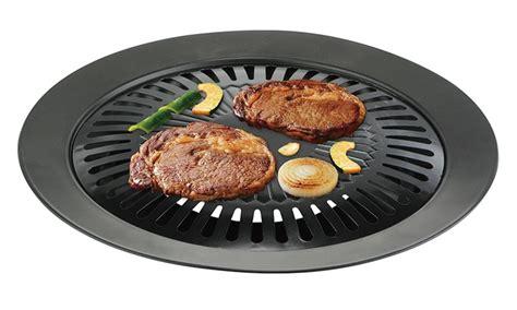 stovetop smokeless grill groupon goods
