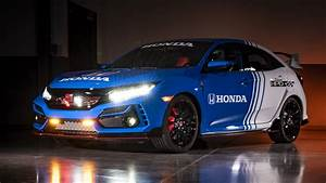2020 Honda Civic Type R Pace Car 4k Hd Cars Wallpapers