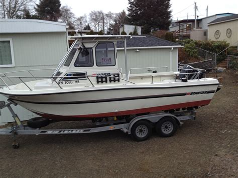 Saltwater Boats by Stratos Saltwater Boats The Hull Boating