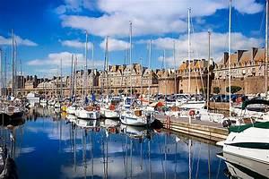 Dinard Saint Malo : saint malo et dinard l gantes bretonnes id es week end ~ Mglfilm.com Idées de Décoration
