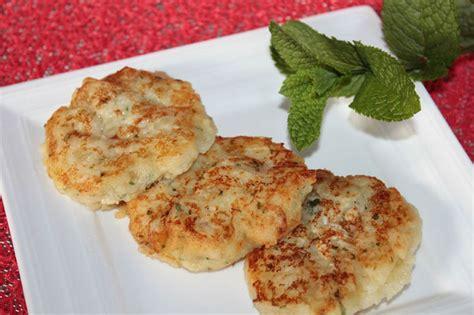 recette de cuisine simple et facile recette maâkouda galettes de pommes de terre marocaine recette ramadan