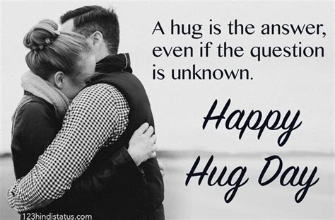 happy hug day images   quotes  feb