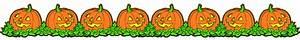Image Gallery halloween october borders