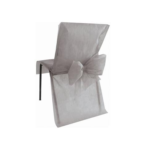 noeud de chaise mariage pas cher housse de chaise avec noeud pas cher 28 images housse