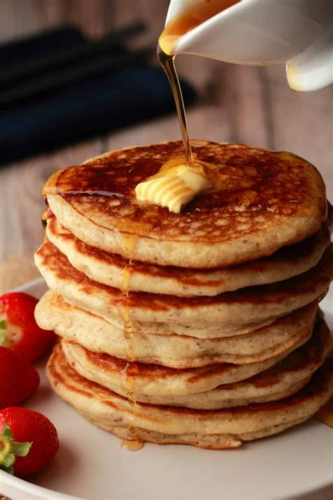 vegan pancakes light fluffy and loving it vegan