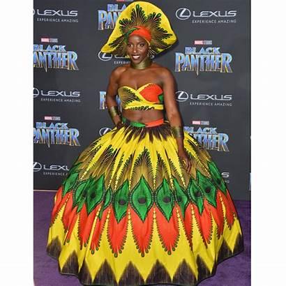 Panther Premiere Angela Bassett Boseman Chadwick Party