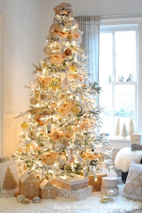 A Few Of My Favorite Christmas Trees  Town & Country Living