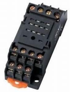 Sloke 14 Pin Relay Base Ip20