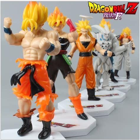 Dragon ball z toys (946 results) price ($) any price under $25 $25 to $50 $50 to $100 over $100 custom. 6Pcs/Lot Dragon Ball Z Brinquedos Kids Toy Action Figures ...