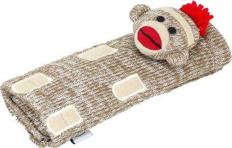 Sock Monkey Car Accessories Seat Belt Cover