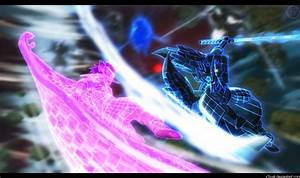 Naruto - Sasuke vs Madara Susanoo by X7Rust on DeviantArt