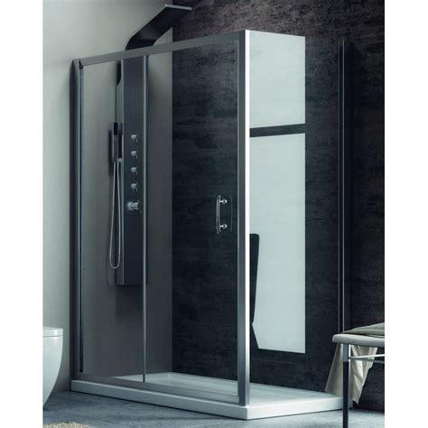 box doccia  lusso trasparente offerta