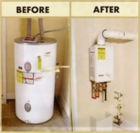 Knoxville Tankless Water Heaters  Tankless Heater In