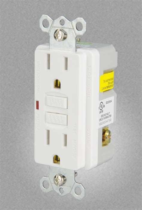 China Ground Fault Circuit Interrupter