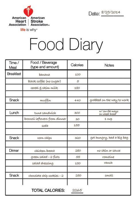 food diary  food diary mediterranean diet food
