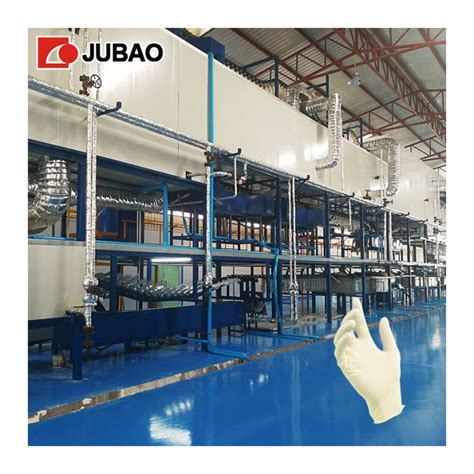 china disposable surgical examinational glove dipping