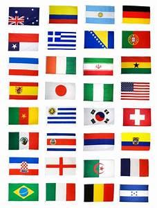 Wm 2018 Flaggen : fussball wm 2018 flagge flaggen fahne fahnen flaggenkette ~ Kayakingforconservation.com Haus und Dekorationen